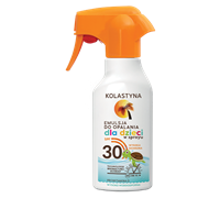 SUN PROTECTION KIDS SPRAY SPF 30